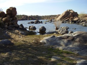 Watson Lake and Granite Dells, Prescott, AZ