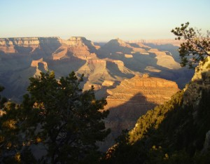 Grand Canyon Sunset - East of Yaki Point