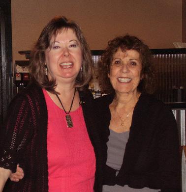 Fran Lowell & Linda-Ann Stewart