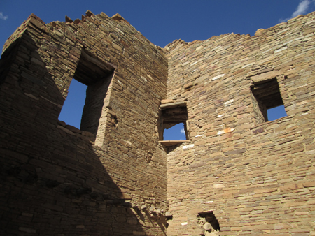 Chaco Canyon - PuebloBonito