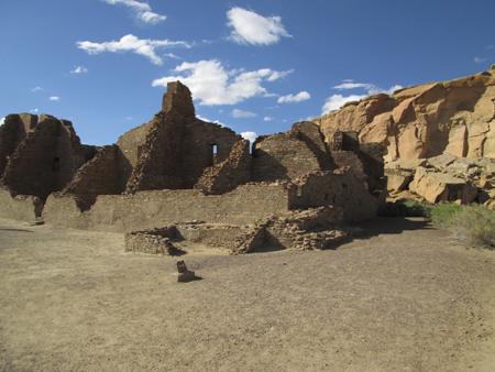 Chaco Canyon - Pueblo Bonito