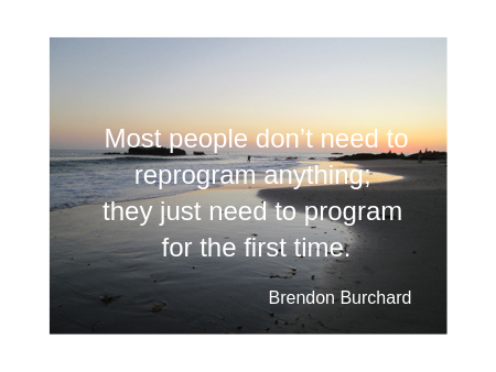 Brandon Burchard quote